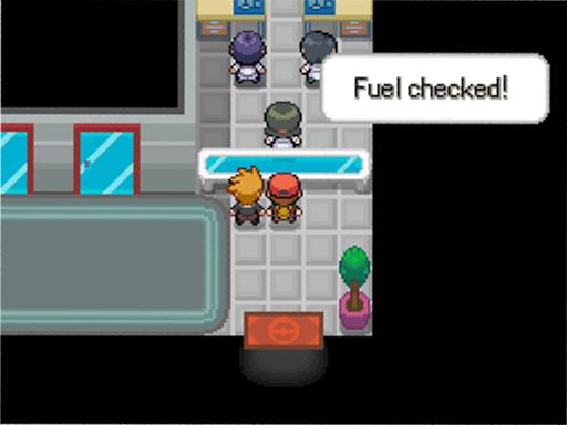 Pokemon Hyperion Screenshot