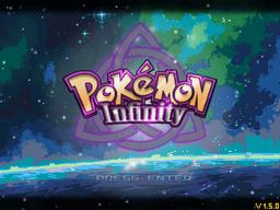 Pokemon Infinity Screenshot