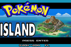 Pokemon Island Screenshot