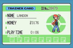 Pokemon Johto Histories Screenshot