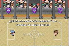 Pokemon Journey of Magnificence Screenshot