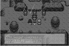 Pokemon Justicieros Screenshot