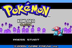 Pokemon Kanlara Classic Screenshot