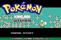Pokemon Kanlara Ultimate Screenshot