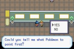 Pokemon Kyanite Screenshot