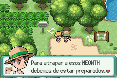 Pokemon La Leyenda del Dragon Carmesi Screenshot