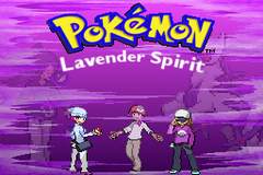 Pokemon Lavender Spirit Screenshot
