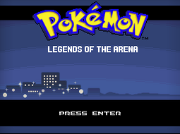 Pokemon: Legends of the Arena Screenshot