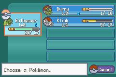Pokemon Light Screenshot