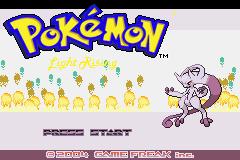 Pokemon Light Rising Screenshot