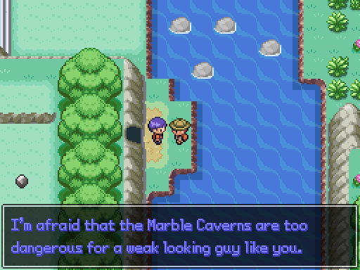 Pokemon Lost Kingdom Screenshot