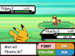 Pokemon Luxium Screenshot
