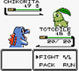 Pokemon Magic Crystal Screenshot