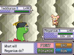 Pokemon Magical Dream Screenshot