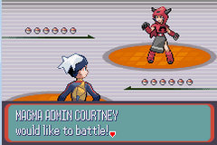 Pokemon Magma Ruby 202 Screenshot