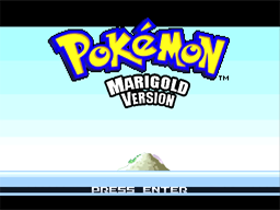 Pokemon Marigold Screenshot