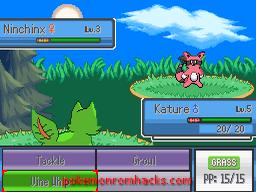 Pokemon Mechanite Screenshot