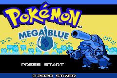 Pokemon Mega Blue Screenshot