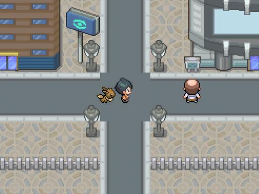 Pokemon Meteor 2 Screenshot