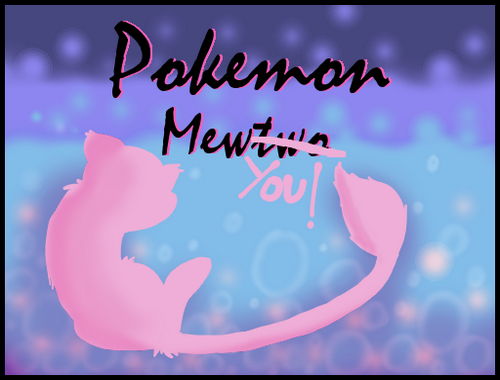 Pokemon: MewYou! Screenshot