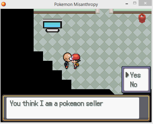 Pokemon Misanthropy Screenshot
