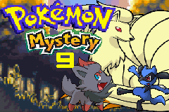Pokemon Mystery 9 Screenshot