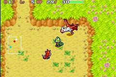 Pokemon Mystery Dungeon Legend Of The Psychics Screenshot