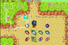 Pokemon Mystery Dungeon Red Rescue Team QOL Changes Hack Screenshot
