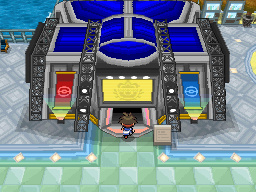 Pokemon N and The Mystery of Latios Screenshot