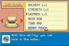Pokemon Nameless Version Screenshot