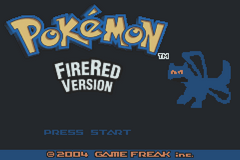 Pokemon Navyblue Screenshot