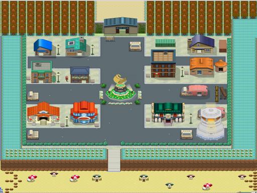 Pokemon Nebula Screenshot