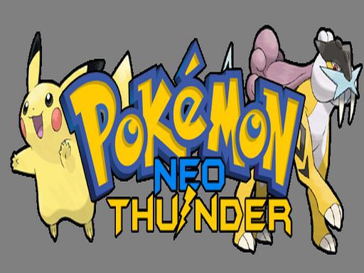 Pokemon Neo Thunder Screenshot