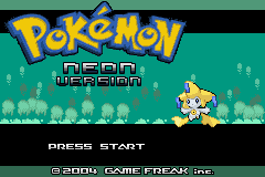 Pokemon Neon Screenshot