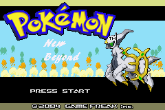 Pokemon New Beyond Screenshot