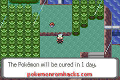 Pokemon New Emerald Screenshot