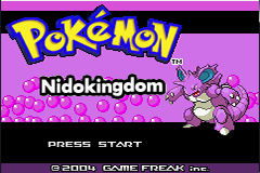 Pokemon Nidokingdom Screenshot