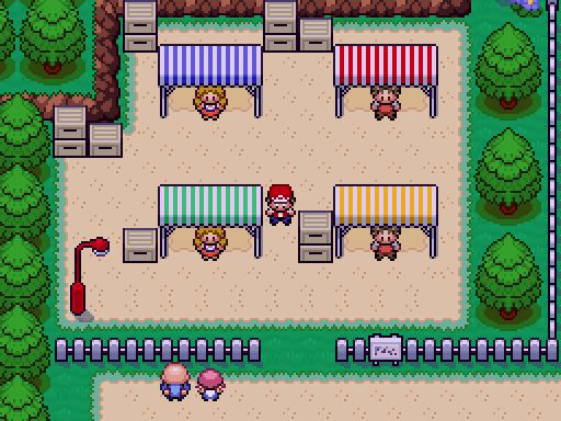 Pokemon Nova Screenshot