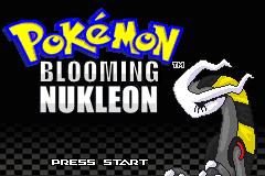 Pokemon Nukleon Screenshot