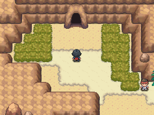 Pokemon Omen Screenshot