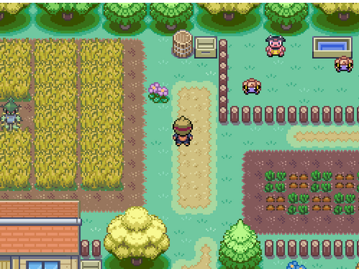 Pokemon Pandora Screenshot