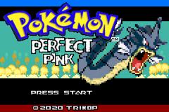 Pokemon - Perfect Pink Screenshot