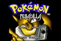 Pokemon Pesadilla 2.0 Screenshot