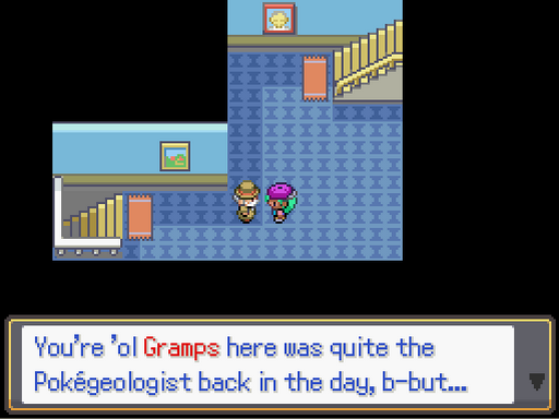 Pokemon Plastic Pyrite Screenshot