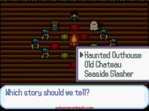 Pokemon Pumpkin Screenshot