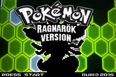 Pokemon Ragnarök Screenshot