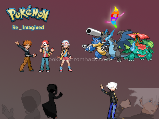 Pokemon Re_Imagined Screenshot