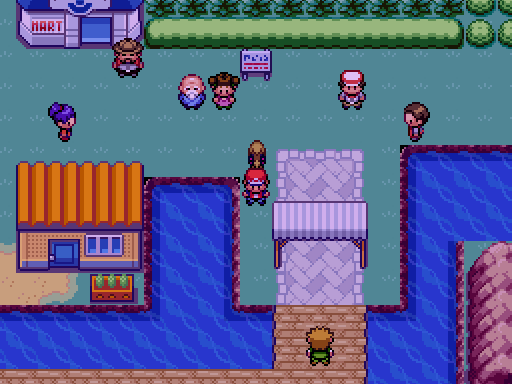 Pokemon Rebalanced: Red Screenshot
