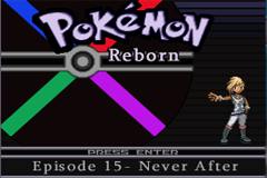 Pokemon Reborn Screenshot