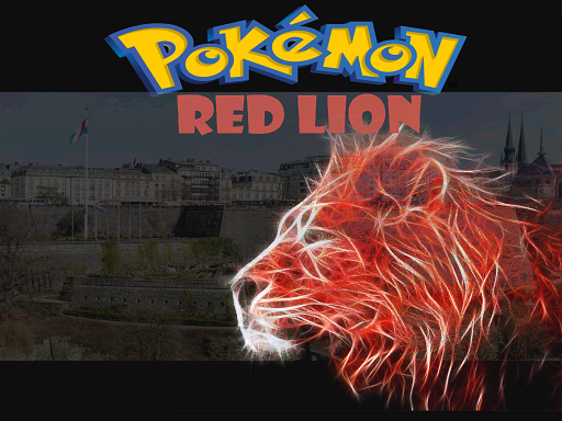 Pokemon Red Lion Screenshot